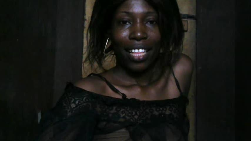 Ebonycamgirl'd vid