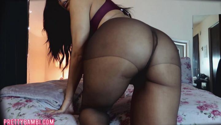 Brazilian Lesbian Ass Worship