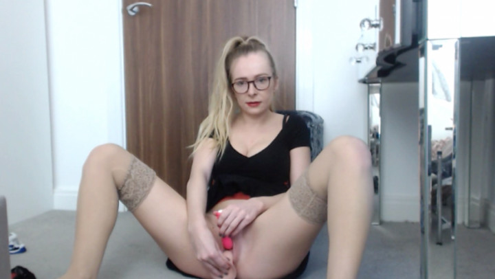 Stockings Heels Anal Hd