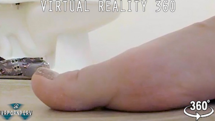 Beautiful Teen Feet Worship