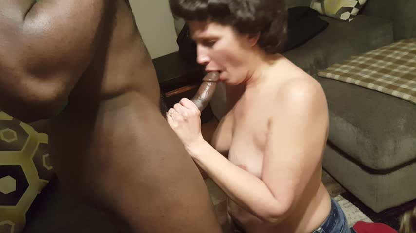 Bbc Amateur Ebony Moaning