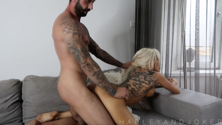 Harley La-vey  - MY FIRST B/G boy cowgirl cream doggystyle hair manyvids @1000214338/HarleyLaVey