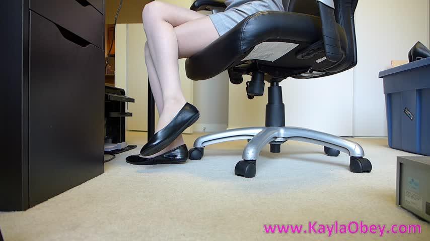 Kayla Obey'd vid