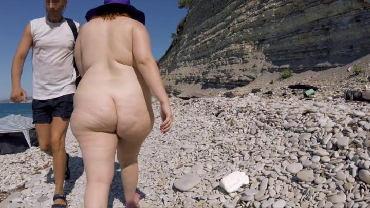Beach Nude Bbw