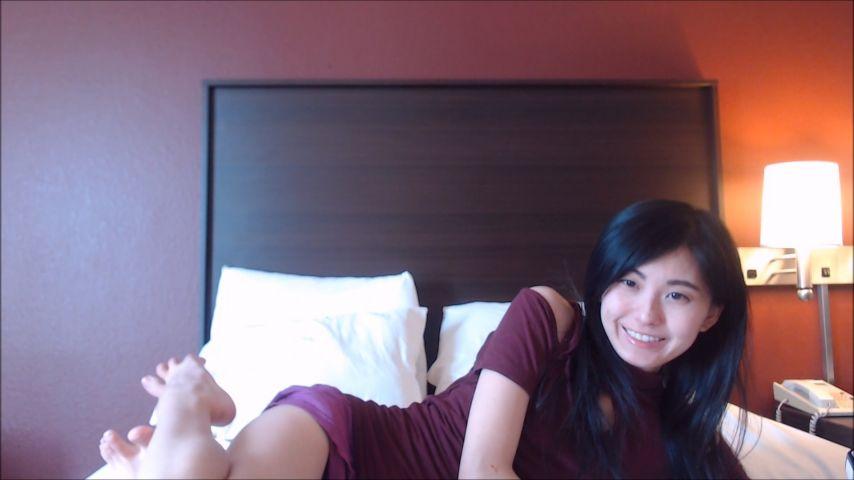 Asian Darling'd vid