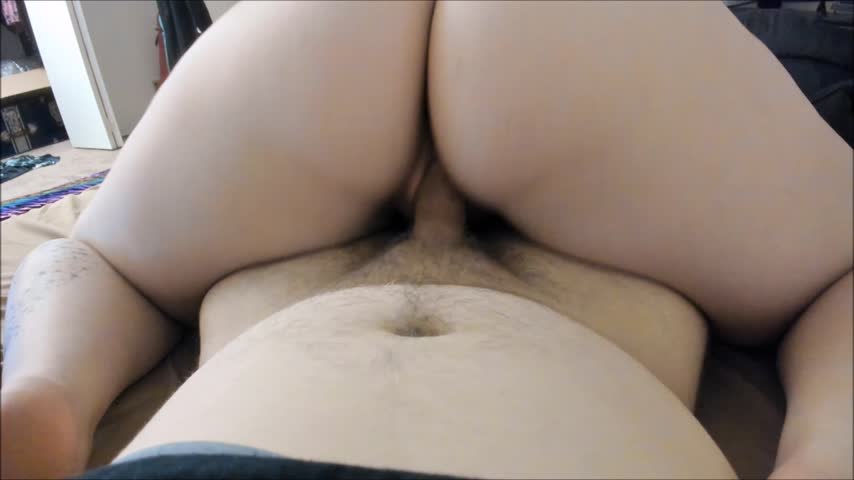 Big White Booty Black Dick