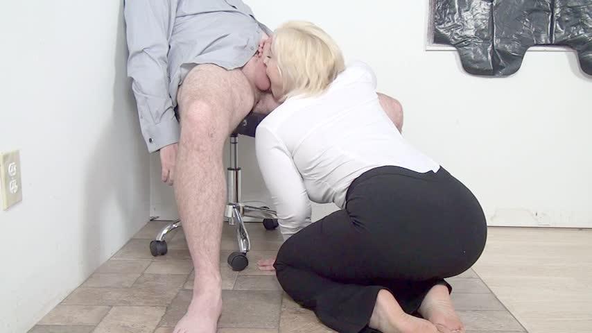 Handjob Cumshot Ball Squeeze