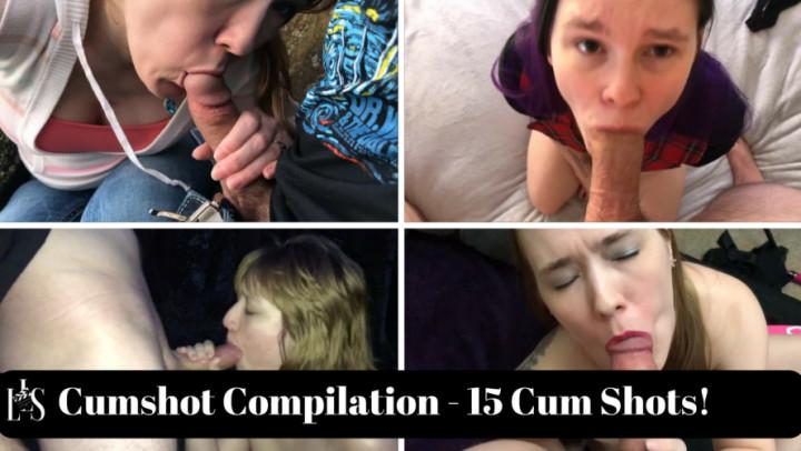 """LittleLacyStudios""  (Cumshots, Facials, 18 & 19 Yrs Old, Big Loads, Big Dicks) Cum Shot Compilation - 15 Cum Shots ManyVids Production"