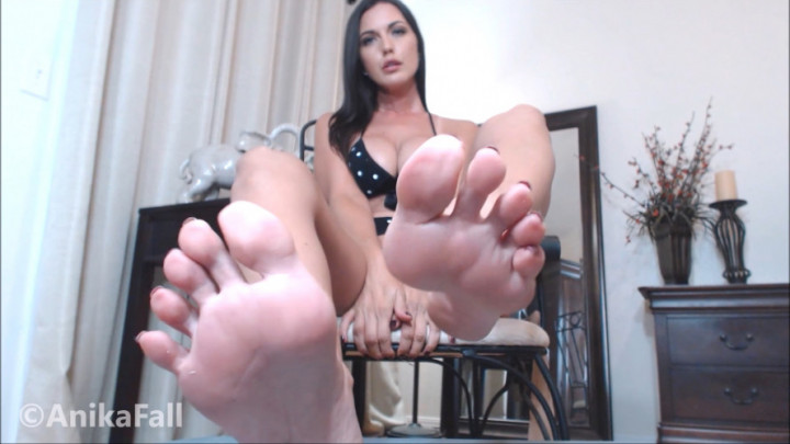 Goddess Anika Fall'd vid