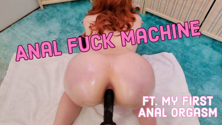 Deep Machine Anal Squirt