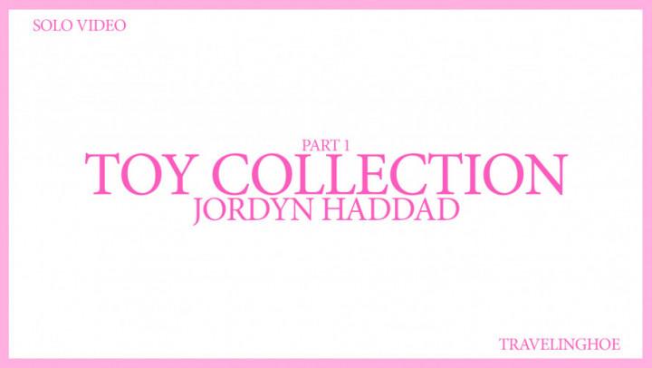 Jordyn Haddad'd vid