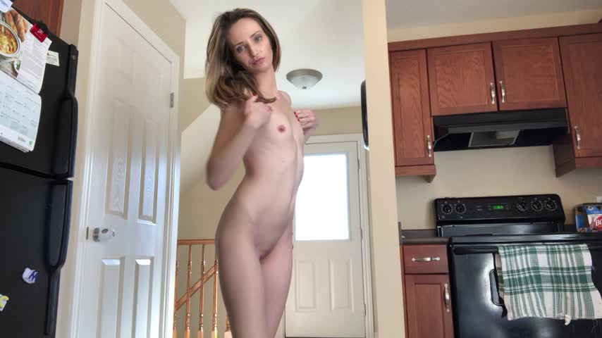 Sexy Mature Strip Tease