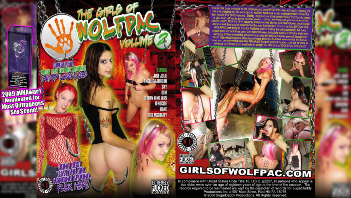 The Girls of WOLFPAC'd vid