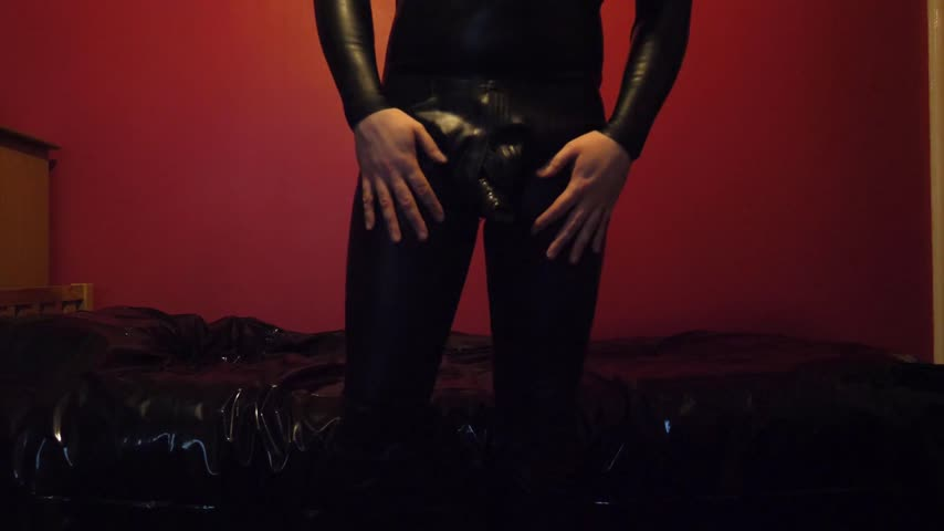 Latex dreams'd vid