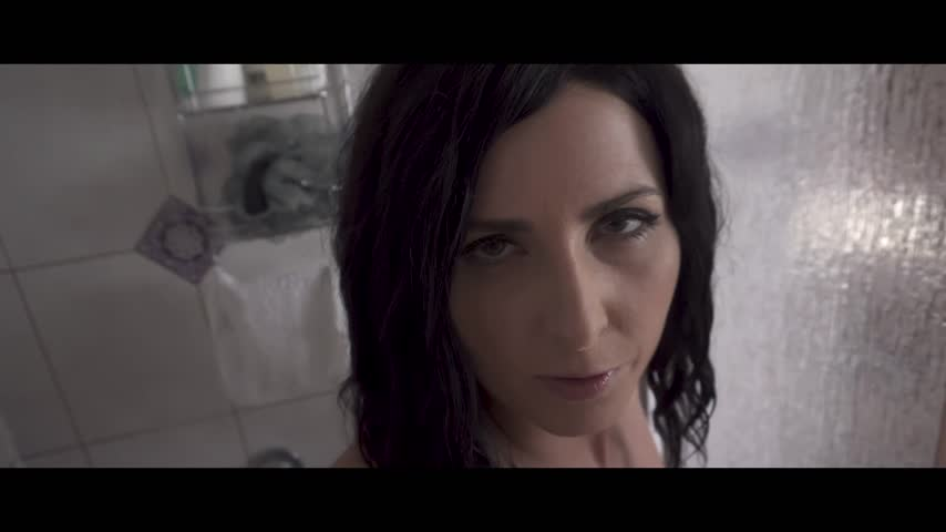 Step Mom Lets Son Creampie Her