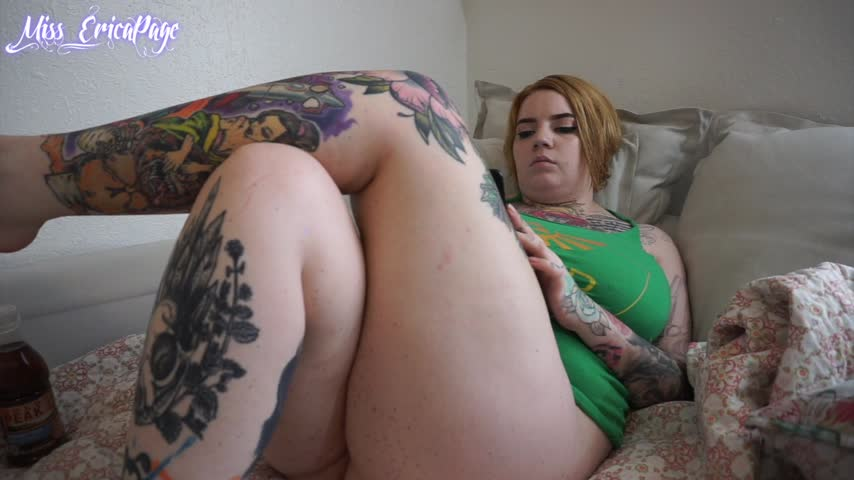 Erica Page'd vid