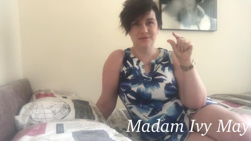 MadamIvyMay'd vid