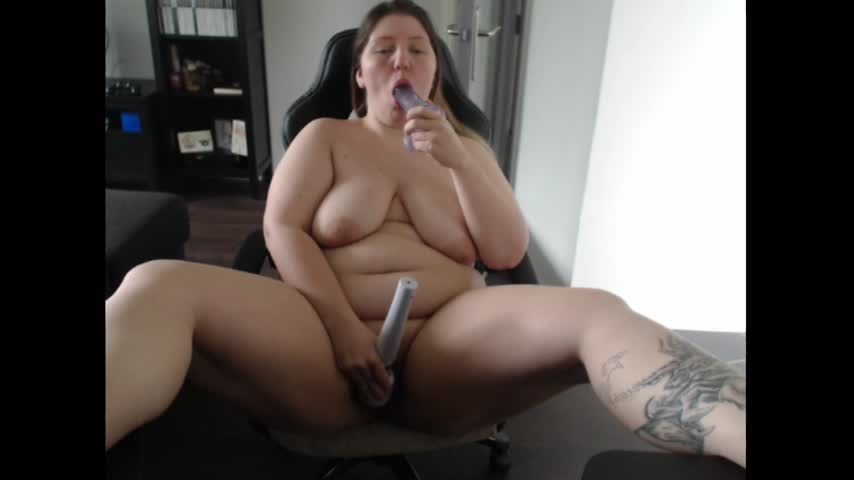 WebcamMandy'd vid