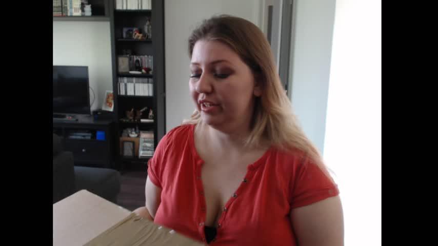 WebcamMandy'd vid