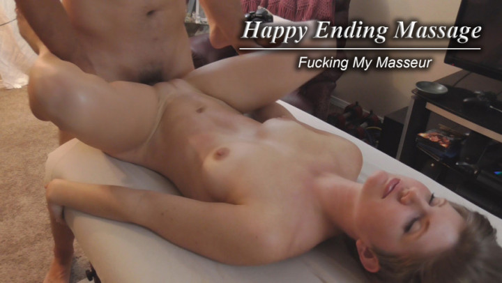 Happy Ending Massage Handjob
