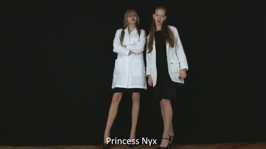 Queen Nyx'd vid