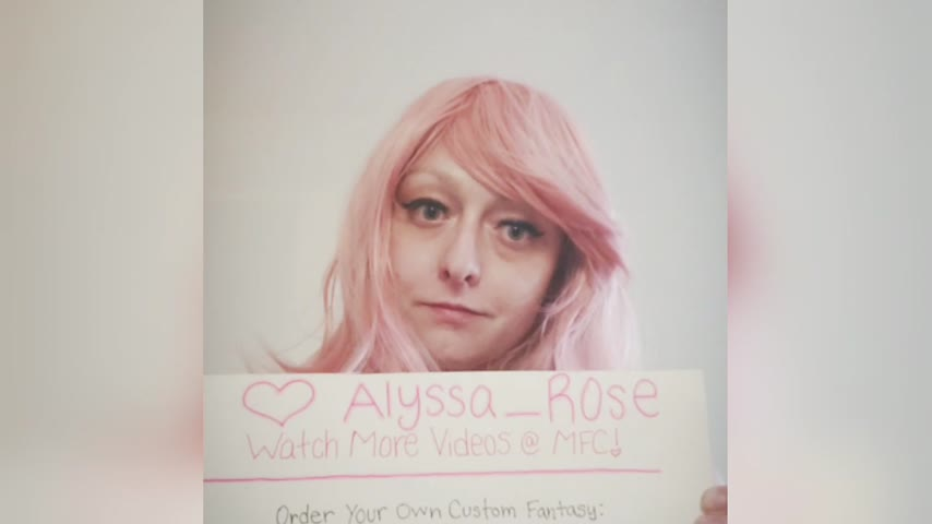 Alyssa_Rose'd vid