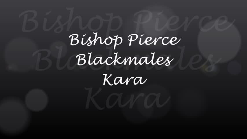 Bishop Pierce'd vid