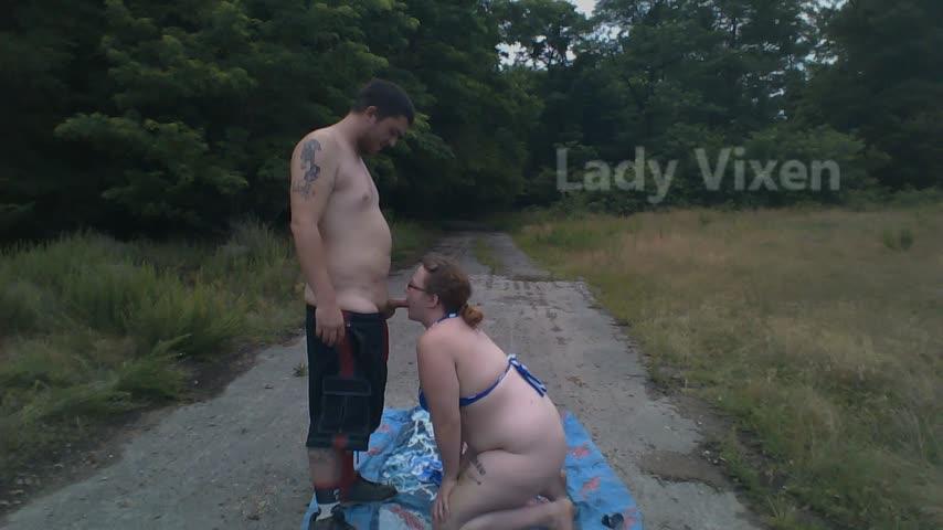 LadyVixen'd vid