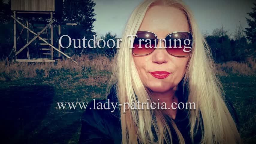 Mistress Patricia'd vid