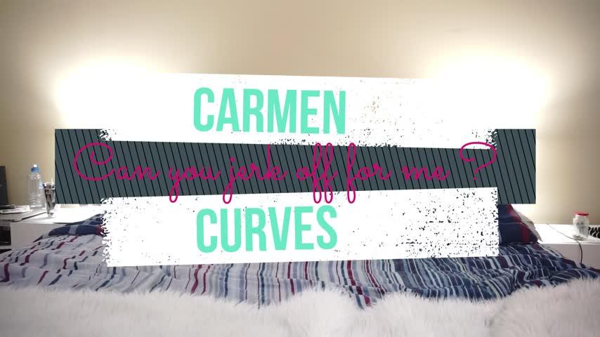 Carmen Curves'd vid