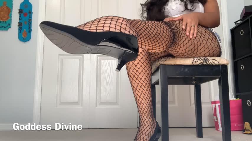 Goddess DivineX'd vid