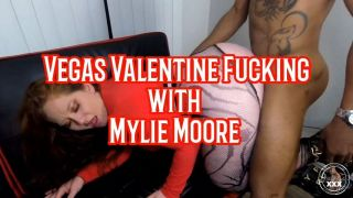 ChrisCardio - Vegas Valentine Fucking w/Mylie Moore - ManyVids