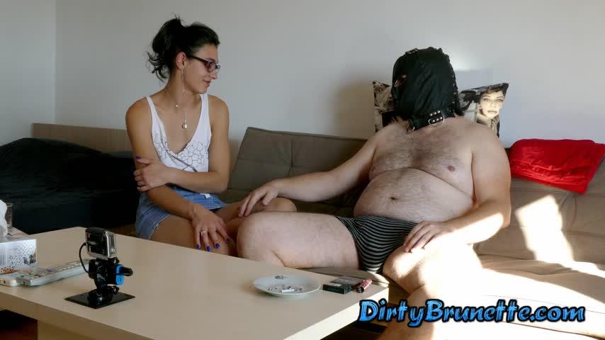DirtyBrunetteCom'd vid