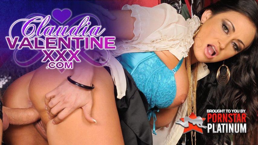 Claudia Valentine'd vid