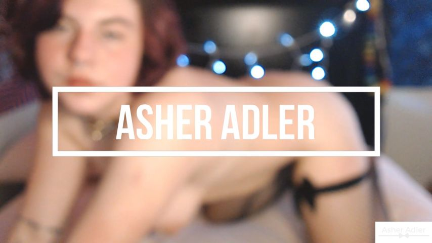 AsherAdler'd vid