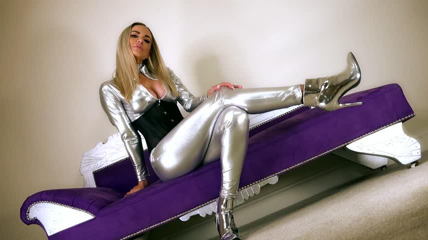 Goddess Platinum'd vid