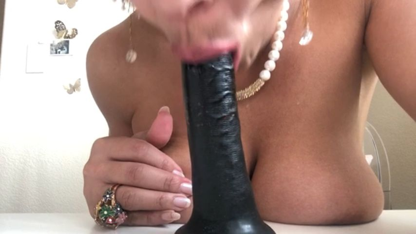 Girl being sucked up vagina