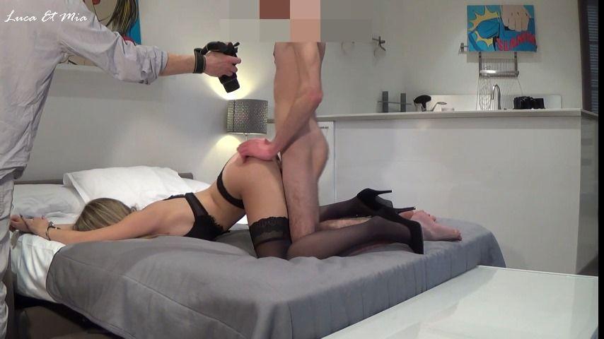 Horny 18 Year Old Masturbating