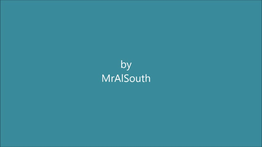 MrAlSouth'd vid