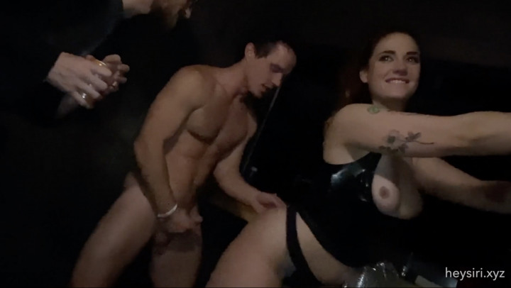 Big Ass Public Creampie