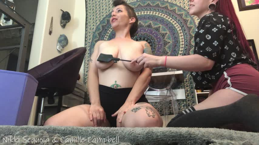 Camille Campbell'd vid