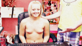 Jenna Suvari Retro WebCam Truth Or Dare