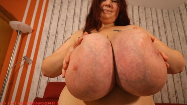 Big Tit Femdom Cock Milking