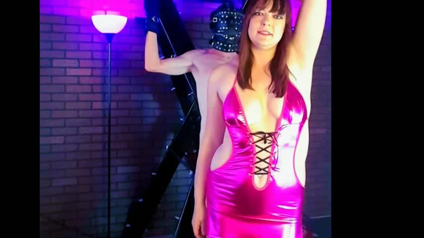 Mistress Chloe Rose'd vid