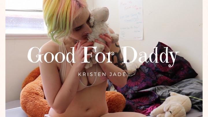 Kristen Jade'd vid