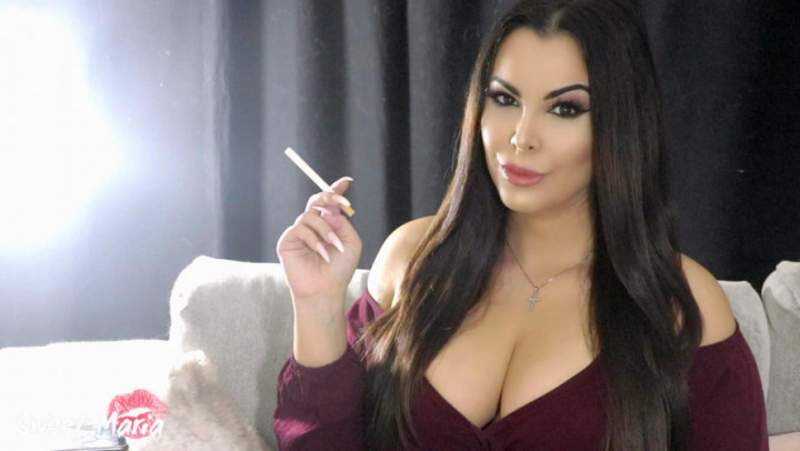 Bbw Mom Smoking Fucking