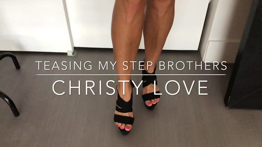 Christy Love'd vid