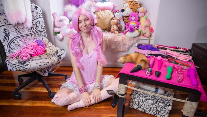 Pink Fox'd vid